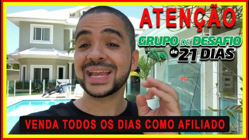 Desafio de 21 dias Fernando Augusto